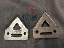 John Deere Header Platform Coarse Sickle Section 7 Tooth Dura Lite Pack of 25 Part No H160251 432-391 H207930