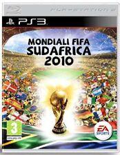 MONDIALI FIFA SUDAFRICA CALCIO VIDEOGIOCO GAME GIOCO USATO PER PLAYSTATION 3 PS3