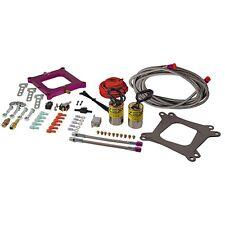 Zex 820401 Perimeter Plate 100 300 Hp Nitrous Kit 4150 Carb Witho Bottle