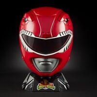 Power Rangers Lightning Collection Mighty Morphin Red Ranger Helmet