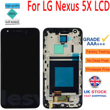 For LG Nexus 5X LCD Screen Display Touch Digitizer Assembly Replacement Frame