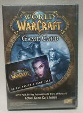 Carte Prepayee World Of Warcraft En Vente Jeux Ebay