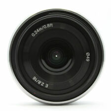 Brand New Sony SEL 16F28 16mm F2.8 Linse for Sony E-mount  SEL16F28 Lens