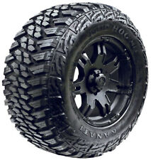 37x12.50R17 Kanati Mud Hog M/T Mud Tires New LRE/10Ply *Set of 4*