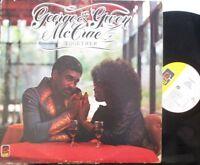 GEORGE & GWEN McCRAE ~ Together ~ VINYL LP USA PRESS