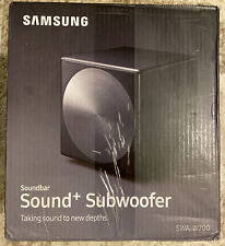New listing Samsung Sound+ Swa-W700 Wireless Subwoofer, Front Firing Design (Brand New)