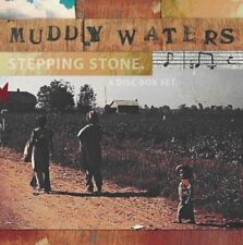 Muddy Waters - Stepping Stones (4CD)