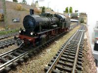 Marklin 37551 HO KPEV G 8.1 Steam Locomotive with Tender, 3 Rail AC, Digital