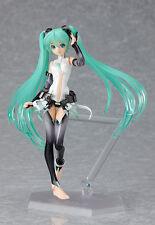 VOCALOID Hatsune Miku Figure Append Ver. Figma 100 Action Figure Toy Doll Model