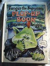 Vintage Fungus the Bogeyman Plop-up Book by Raymond Briggs Pop Up Book 1982