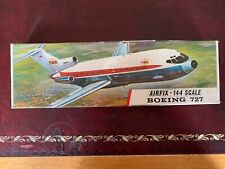 Airfix Boeing 727 Red Stripe Box In Excellent Condition