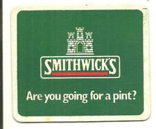 Bierviltje sous-bock Bierdeckel &16438 Smithwick's
