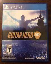 Guitar Hero Live Playstation 4 PS4   Game Only