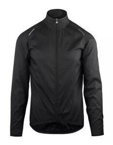ASSOS MILLE GT Wind Jacket Black BNWT Size M
