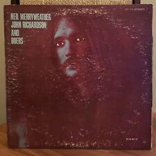 Neil Merryweather John Richardson & Boers S/T Blues Rock Psych OG 1972 Kent