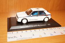 LANCIA DELTA HF WORLD RALLY CHAMPION 1:43 1992