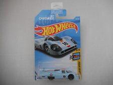 Hotwheels PORSCHE 917 LH *Unopened*