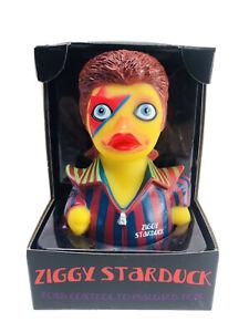 CelebriDucks Ziggy StarDuck David Bowie Rubber Ducky