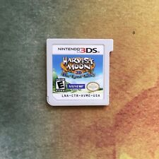 Harvest Moon 3D: The Lost Valley - Nintendo 3DS - Free Shipping!