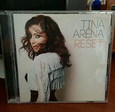Tina Arena - Reset - MUSIC CD  - FREE POST