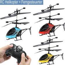 RC Helikopter 2CH Infrared Induction Ferngesteuerter Hubschrauber Geschenk NEU