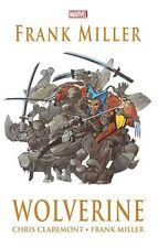 Wolverine HC tedesco VOL. i 1-4 + x-MEN 172-173 LIM. Variant-Hardcover Frank Miller