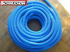 Saugschlauch Praher 32mm blau 5,50 m Pool Intex Schlauch Installationsschlauch