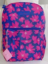 3ccad32650 VERA BRADLEY Lighten Up Just Right Backpack - Art Poppies - NEW WITH TAG