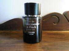 NWOB Abercrombie Colden Cologne - 1.7 Fl.Oz./50 ml