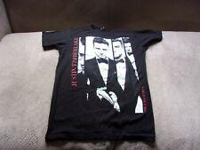 Justin Timberlake World Tour 2014 T-Shirt, Size Small, Unisex