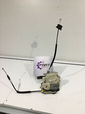 2010 AUDI A4 AVANT S LINE PASSENGER SIDE REAR DOOR LOCK ACTUATOR 8K0839015C