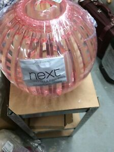Next Ella  Pink Easy Fit Light Shade New In Wrapping