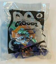 2013 McDonalds The Croods Happy Meal Toy #4 Mousephant  NIP (P)