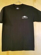 F-14-TOMCATS FOREVER IRON GRUMMAN WORKS T-SHIRT IN THE SIZE MEDIUM