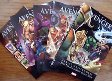 Marvel Masterworks The Avengers vol. 1, 2, 3, 4, 5 - TPB - OOP - VF