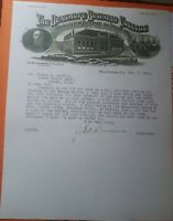 The Dunsmore Business college Letter From Staunton Virginia  In Small town In...