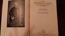 Magia Occultismo Libro ELIPHAS LEVI The history of magic.La storia della magia.