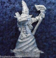 1987 CAOS STREGONE 0209 22 CH5 Shreve la Inquisitore Citadel Warhammer Mage GW