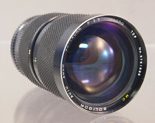 Soligor Auto Zoom 35-140mm F:3.5 Macro M42E  Objektiv Lens - 32324