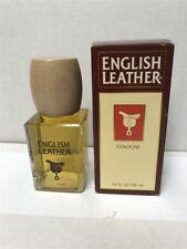 English Leather by Mem 3.4 oz/100ml Cologne Pour for Men, Vintage Formula!