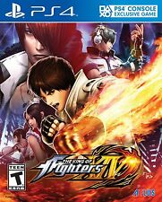 NEW King of Fighters XIV 14 (Sony PlayStation 4, 2016)