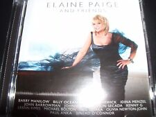 Elaine Paige And Friends Duets CD John Barrowman Olivia Newton John & More