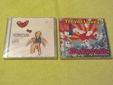 Disco Circus Volume 3 & Trevor Loveys Body Jack 2 Mix Albums 4 CDS Dance House N