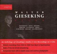 Walter Gieseking: Klingt Bach, Beethoven, Brahms, Debussy, Mozart, Grieg, Etc.