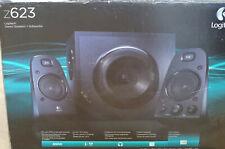 Logitech Speaker Systen Z623 2.1 Multimedia Gebrauchsspuren/ Verpackungsschäden