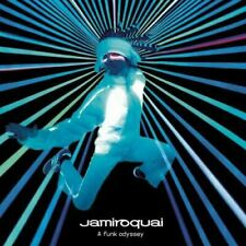 A Funk Odyssey by Jamiroquai Fifth Studio Music Album CD Sep-2001 Epic Like New