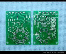 10pc magic eye VU meter indicator tube PCB for EM80 6E2 EM87 EM81 EM84 6E5C