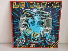 """LE BARON J'aime ma TV 80298 MAXI 12"""""""