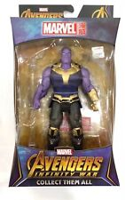 MARVEL legends avengers infinity  7 ' thanos  Movable Joints action figures box