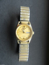 Gold Plated Case Women's Mechanical (Automatic) Wristwatches